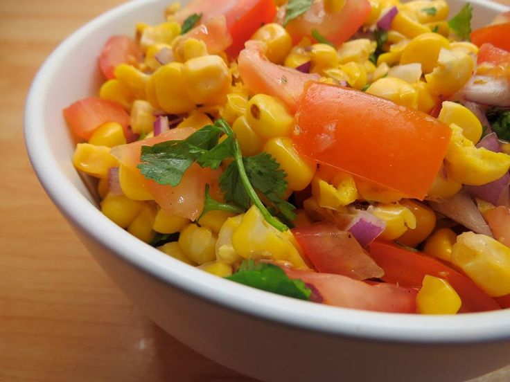 Mexican Grilled Corn Salsa: http://www.samstern.co.uk/recipe/mexican-grilled-corn-salsa/