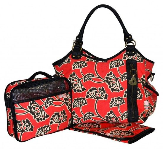 Isoki Hobo Angel -Aura nappy bag $225NZ www.babystuff.co.nz