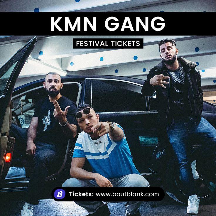 KMN GANG (ZUNA, AZET, Miami Yacine, Nash) Deutschland Tour ...