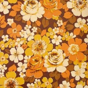 vintage floral wallpaper, retro floral wallpaper, Vintage blomstret tapet, papier peint rétro, Vintage kukka tapetti