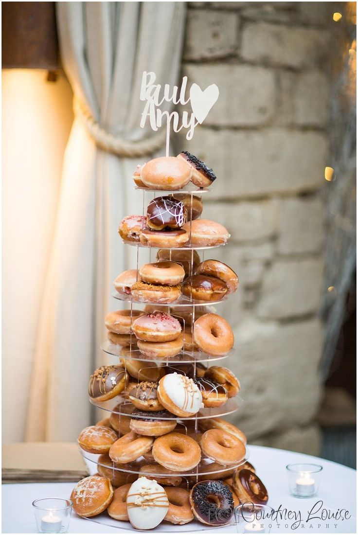 krispy kreme wedding cake stand 25 best ideas about krispy kreme wedding cake on 5351