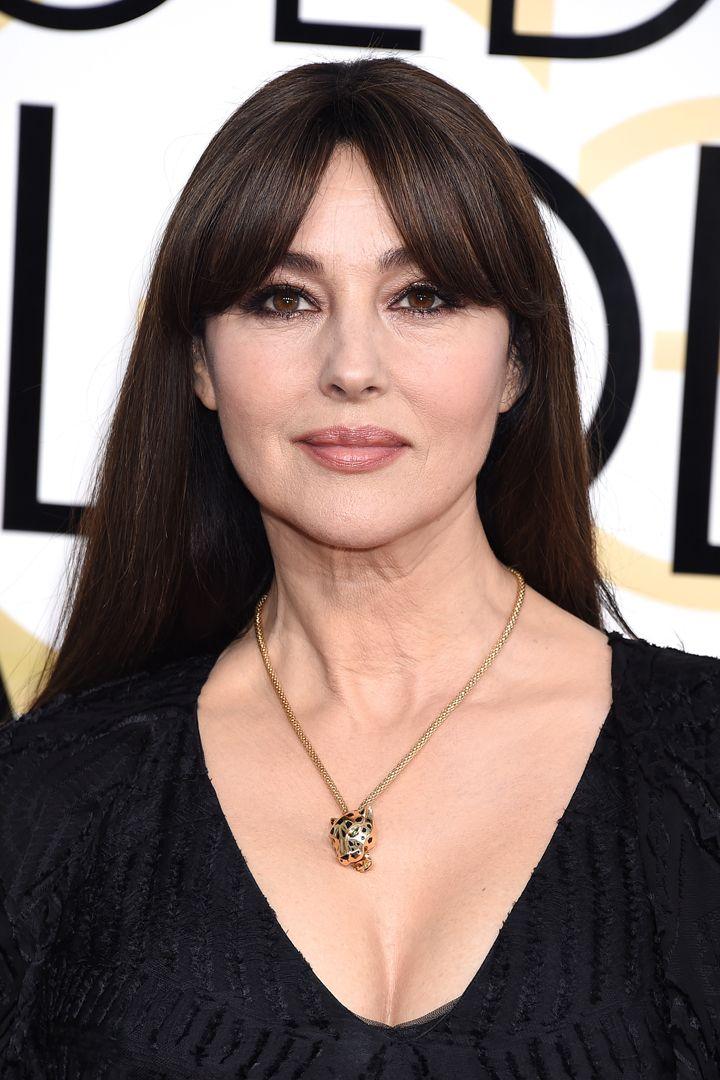 Mónica Bellucci Golden Globes
