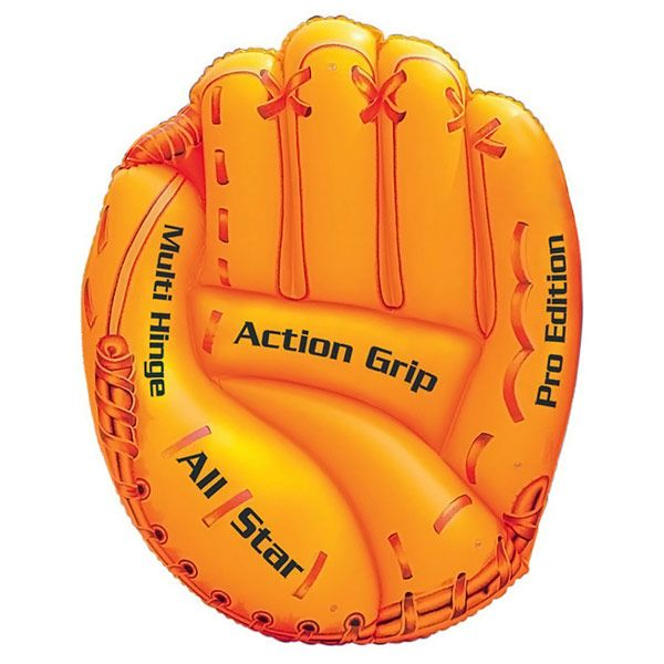 Poolmaster Baseball Glove Pool Lounge Float