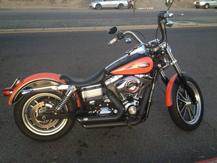 Street Bob For Sale Greenville Sc >> My 2008 Dyna Low Rider with Vance & Hines pipes, Screaming Eagle and solo and LePera solo seat ...