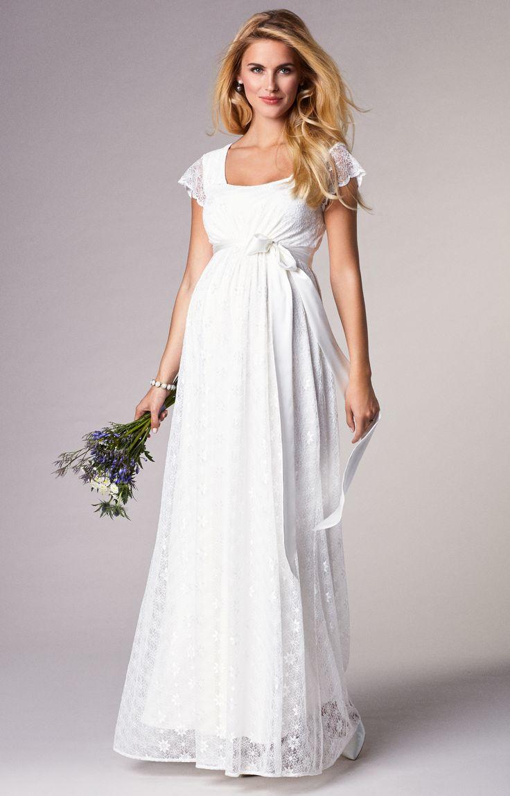 85 best maternity wedding dresses images on Pinterest | Wedding ...