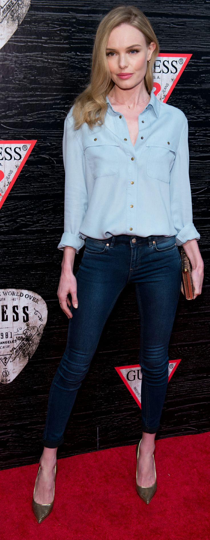 Copy Kate Bosworth's denim-on-denim look starting at just $22!