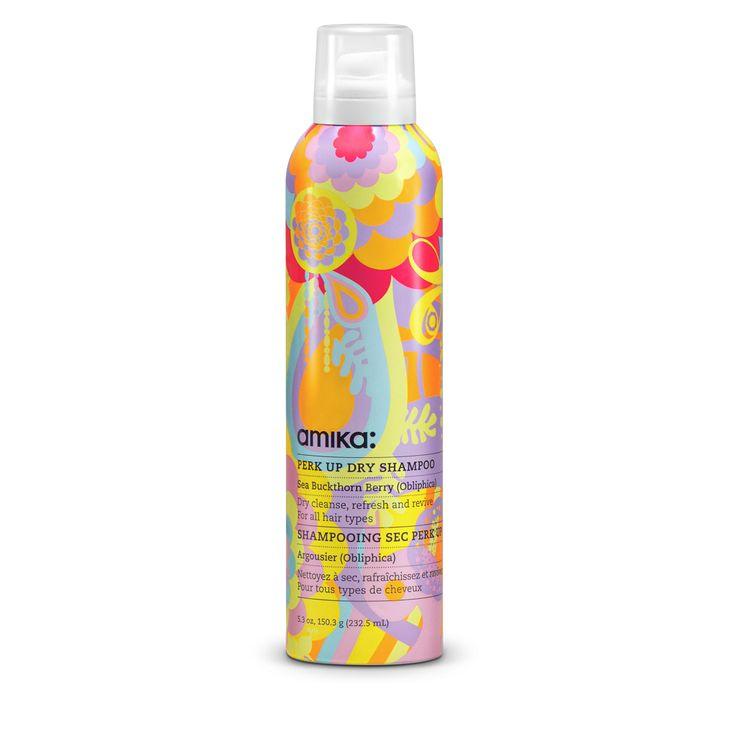Amika hair product Perk Up Dry Shampoo 5.3 oz.
