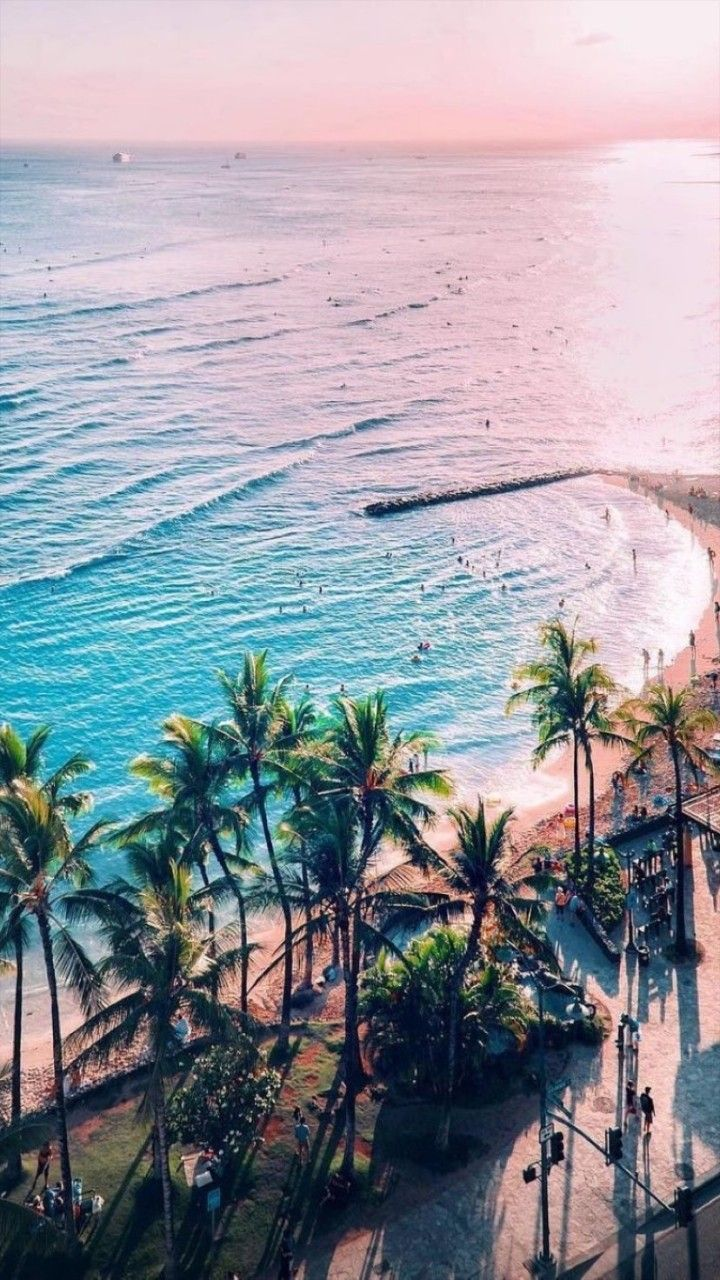 Wallpaper おしゃれまとめの人気アイデア Pinterest Rosa Maria ハワイ 景色 ハワイ 壁紙 海 壁紙