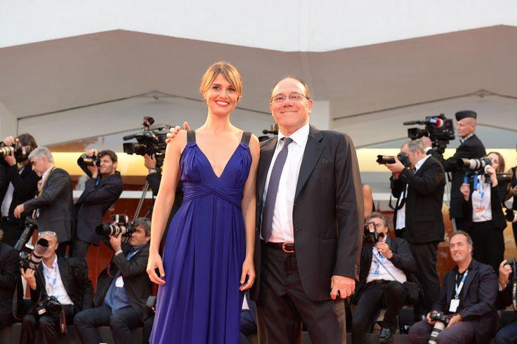 Paola Cortellesi e Carlo Verdone alla Mostra del Cinema di #Venezia