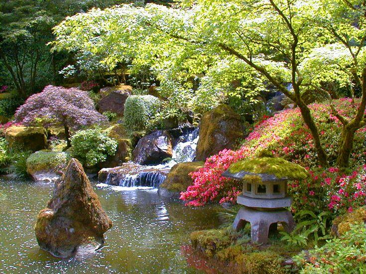 Een japanse tuin inrichten? 10 onmisbare tips - Makeover.nl