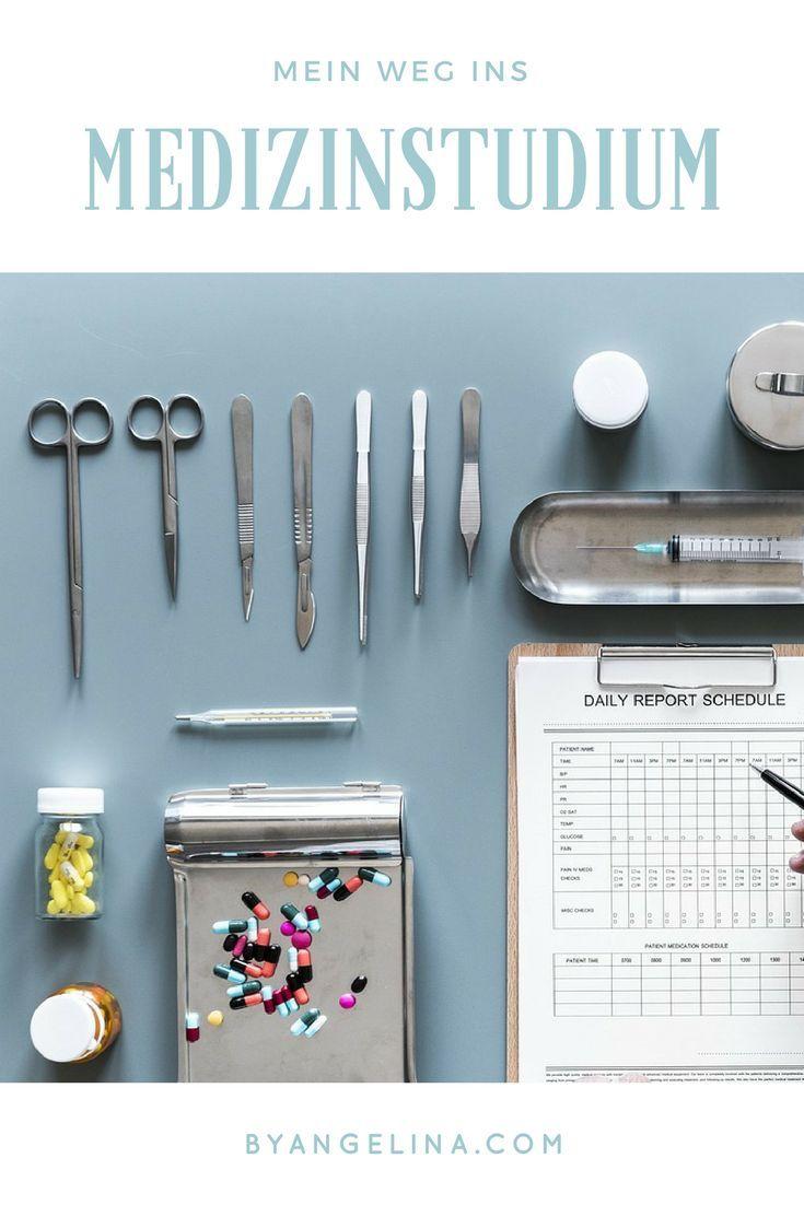 Mein Weg Zur Medizinischen Fakultat Wie Ging Das Lernen Studieren Medizin Student Medizinstudium Medizin Studieren Studium