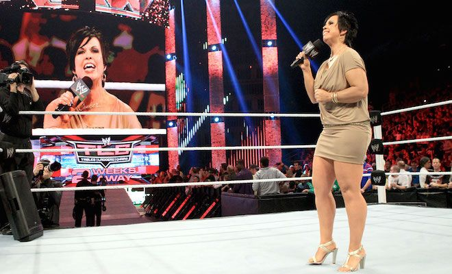 Vickie Guerrero Gets Engaged to Be Married