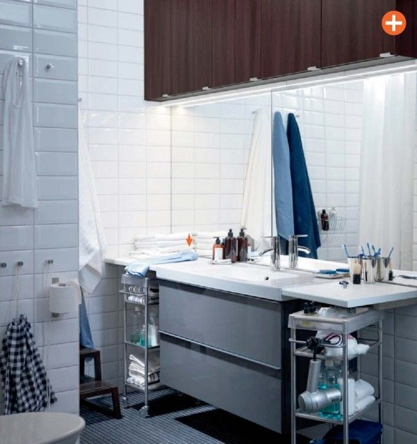 51 Best Images About Ikea Bathroom On Pinterest