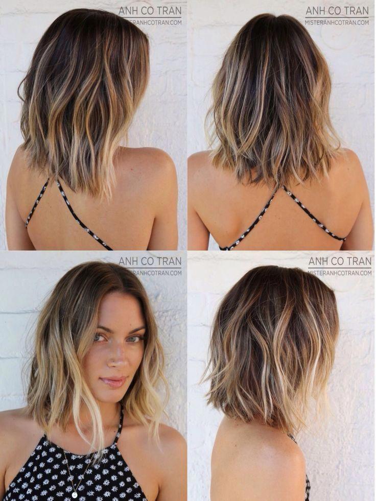 Haircut  #frisyrer #Frisuren #coiffures #hairstyles #причесок #зачісок #χτενίσματα #shorthairbalayage