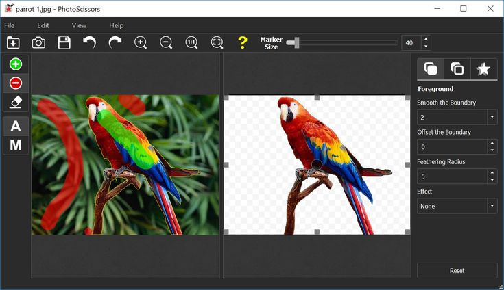 how to cut out image in priemere pro