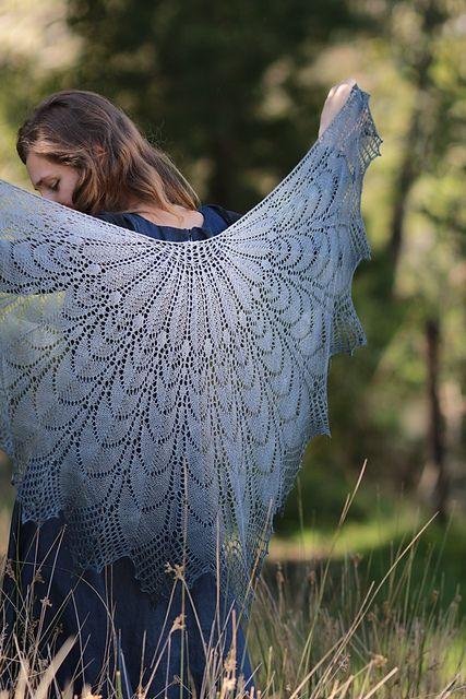 Ravelry: Illumine pattern by Nim Teasdale