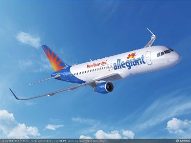 U.S. airline transitions to an all-Airbus fleet  TOULOUSE, 02-Aug-2016 — /EuropaWire/ — Las Vegas, Nevada-based Allegiant Travel Company has signed a pur