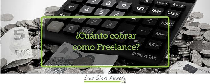 Cuánto cobrar como freelance - luisolavea.xyz
