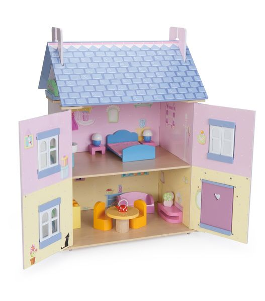 Le Van Bella's Doll House. This Doll House is stunning and exceptional quality.  Doll House furniture included.  For more information follow this link http://www.shellstreasures.com.au/#!product/prd1/1339148301/le-van-bella's-doll-house