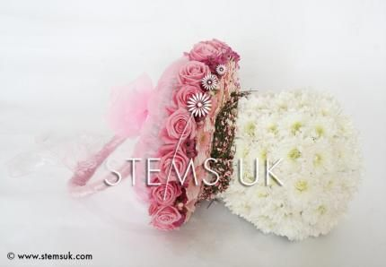 Babies & Childrens Tributes - Funeral Flowers - Stems UK (New Covent Garden) Funeral Flower Specialists