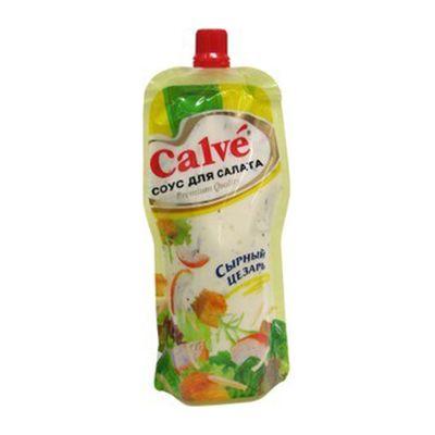 Соус для салата цезарь каллорийность