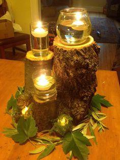 DIY Enchanted Forest centerpieces - Album on Imgur