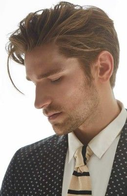 Medium Hairstyles Men mid fade longer textuerd hair on top Mens Medium Length Hairstyles Gallery Medium Hairstyles For Men Fashionbeans