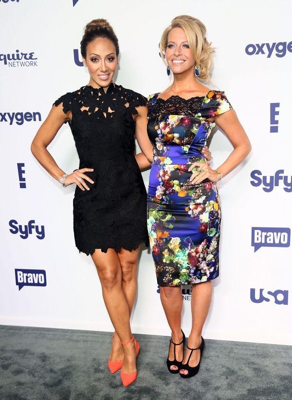 rhonj | Photo : Getty Images) RHONJ- Dina Manzo and Melissa Gorga