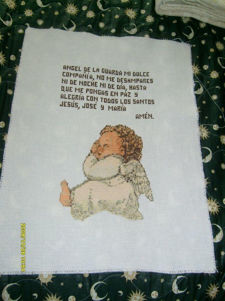Un ángel de la guarda para mi hijo con la oración