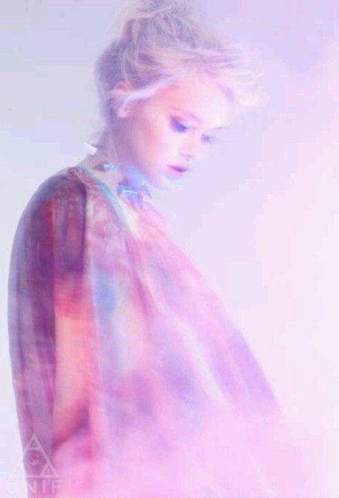 Pastel Spikes @unif #cottoncandydream