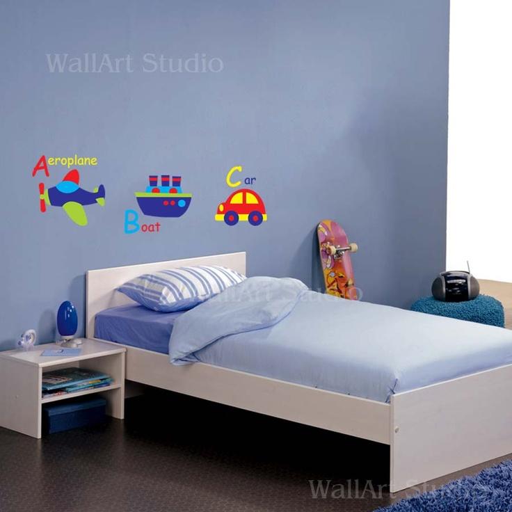 Cute boys Wall art, Available from www.wallartstudios.co.za