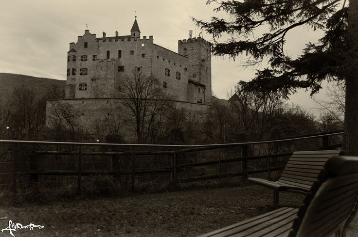 The fortress of Bruneck, Trentino Alto Adige