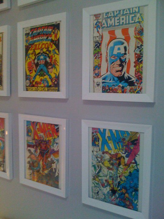 Boys Superhero Bedroom: 25 Best Images About Ideas For New Super Hero Room On