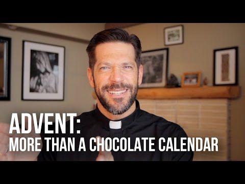 Advent--more than a chocolate calendar