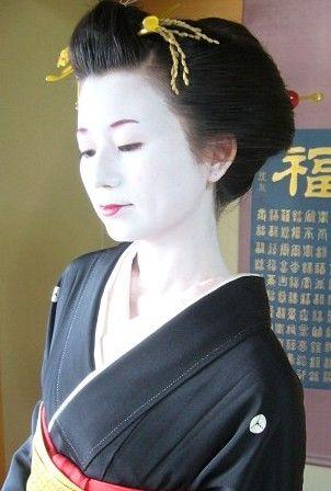 peinados japoneses (29) | peinados | pinterest | peinado japonés