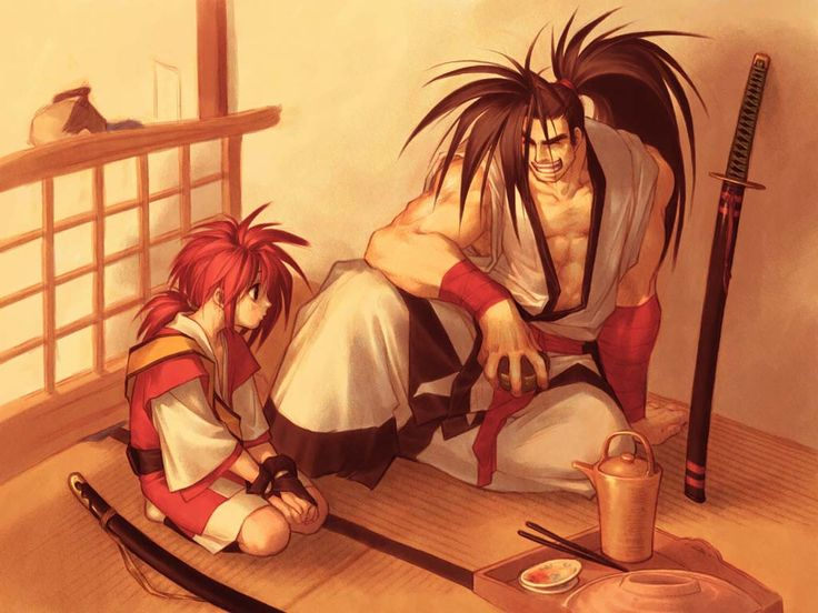 #SamuraiShodown Haohmaru