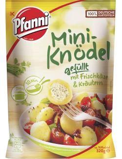 myTime Angebote Pfanni Mini-Knödel gefüllt mit Frischkäse und Kräutern: Category: Nudeln, Kartoffelprodukte & Reis >…%#lebensmittel%