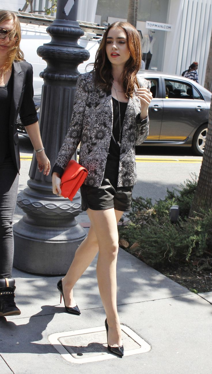 99 best her style: lilly collins images on pinterest | beautiful
