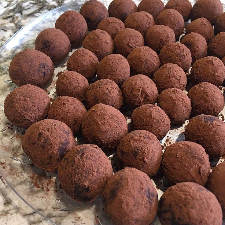 Cacao protein balls (vegan)