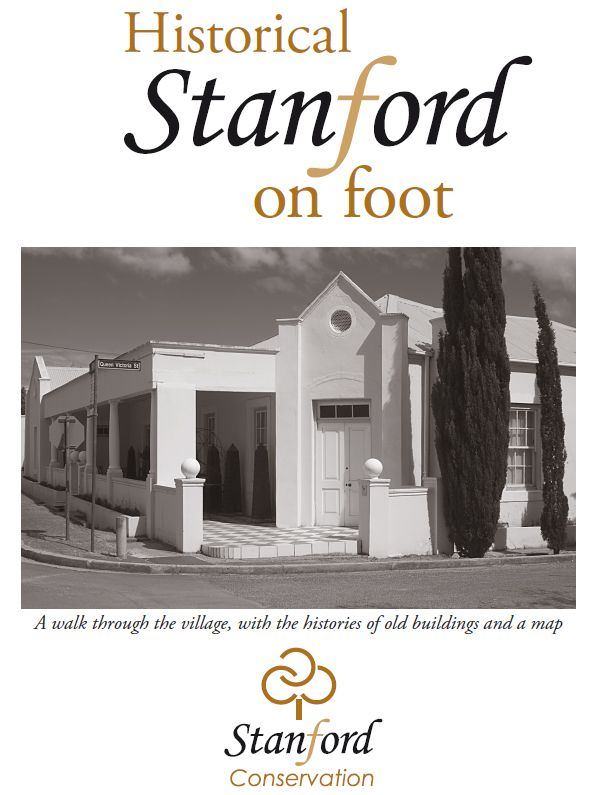 Historical Stanford on Foot. Take the tour!