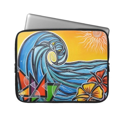 LAPTOP SLEEVE: We are selling Summer Waves Laptop Sleeve in 3 sizes.