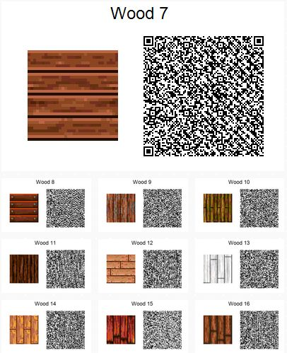 for Floor qr codes new leaf
