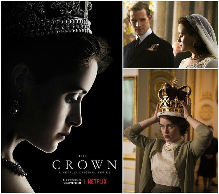 The Crown // ¡4 Series En Netflix Que Tienes Que Ver Ahora Mismo! Me pase la mayoría de mis vacaciones viendo Netflix y estas son series que me encantaron. ¡Aquí están las series en Netflix que tienes que ver ahora mismo!