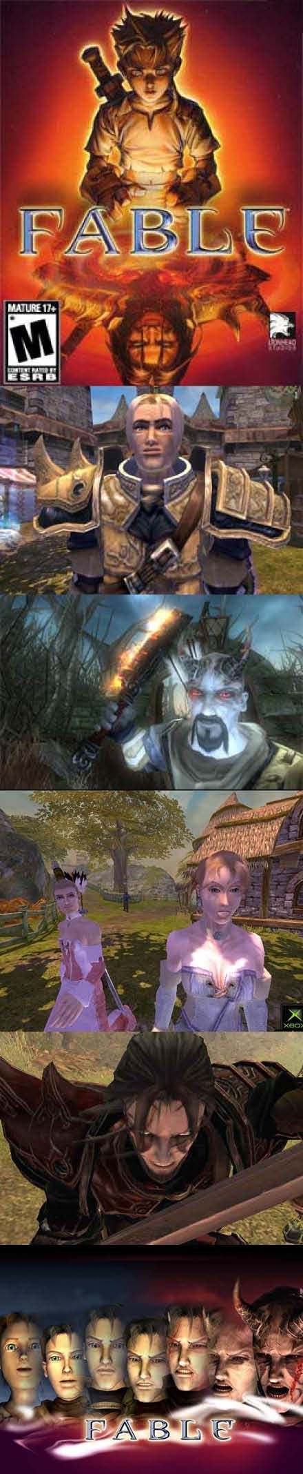#Retro #RPG #Gamer You can still get the original #Fable on #Xbox #Arcade! http://www.levelgamingground.com/fable-review.html