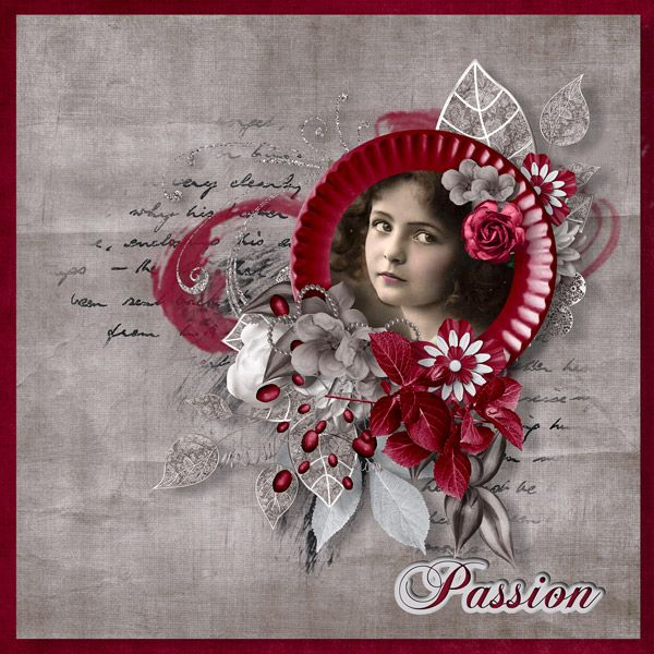 Passionata by Scrap Angie