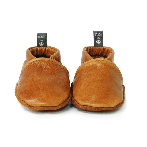 mini mioche leather booties - mini mioche - organic infant clothing and kids clothes - made in Canada