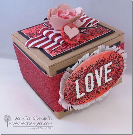 Seasonally Scattered Valentine's Box & NEW Product Shares! | Northwest Stamper