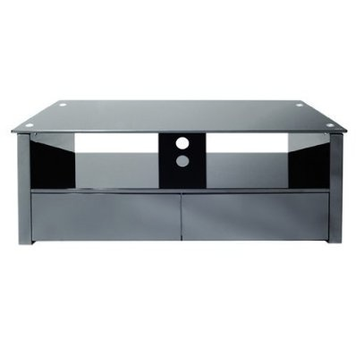 "High Gloss TV Cabinet for up to 52"" TV - Black £159.99"
