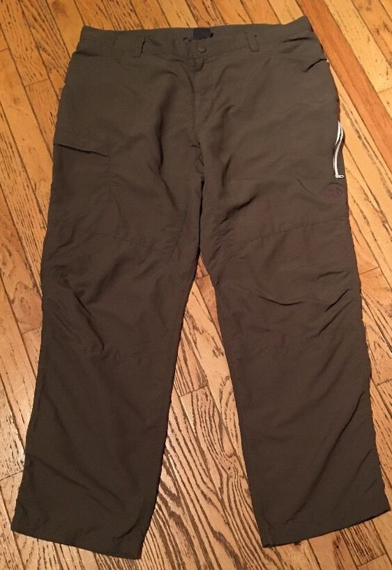 The North Face Hiking Pants 40 X 30 Regular Excellent Outdoors Camping New  | eBay