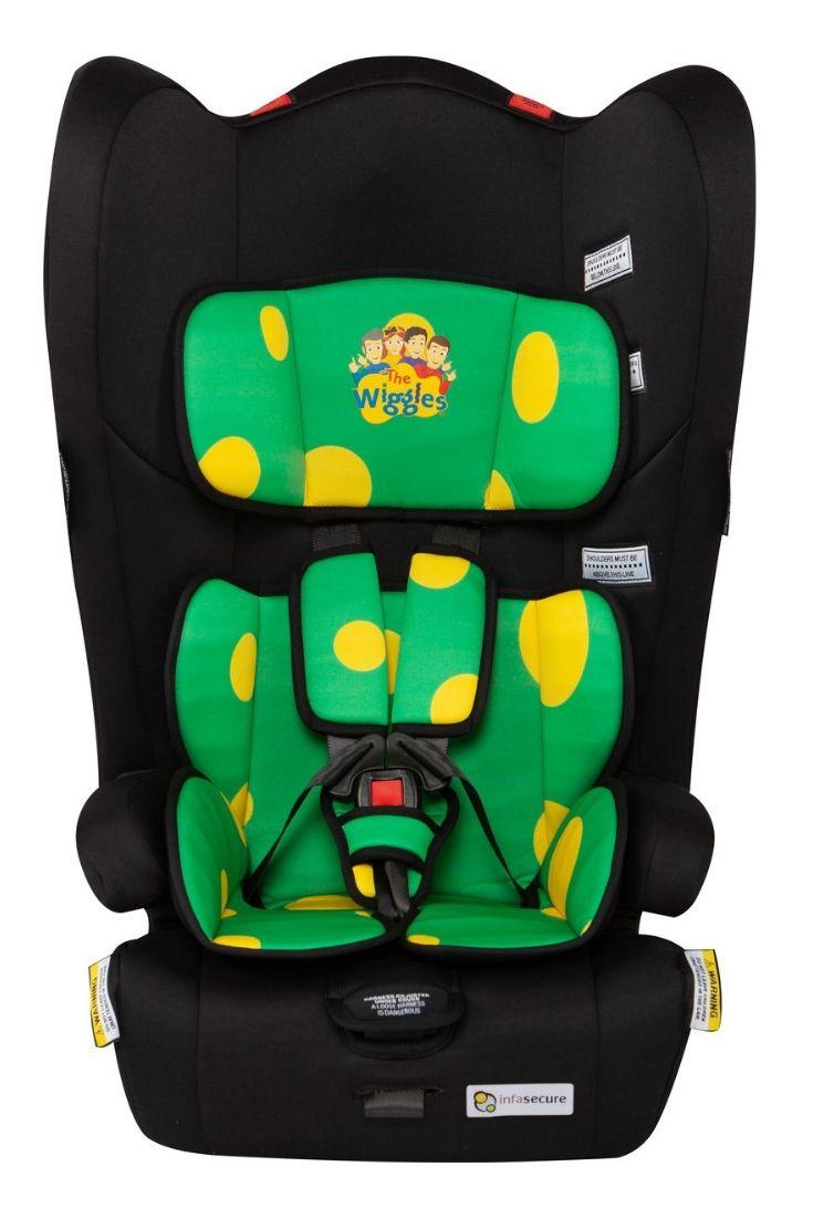30 Off Wiggles Dorothy The Dinosaur Car Seat Big W Car Seats